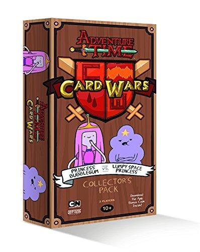 adventure time card wars princesa bubblegum vs lumpy space