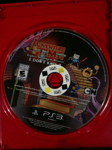 adventure time explore the dungeon - ps3 - game freaks