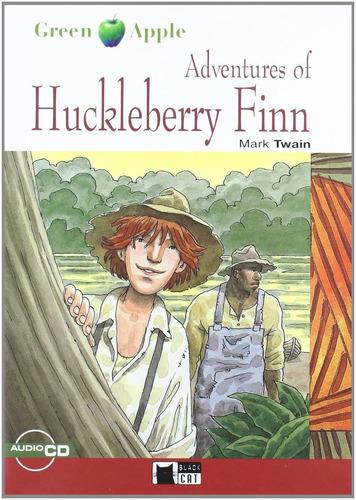 adventures of huckleberry finn - 2 green apple vicens vives