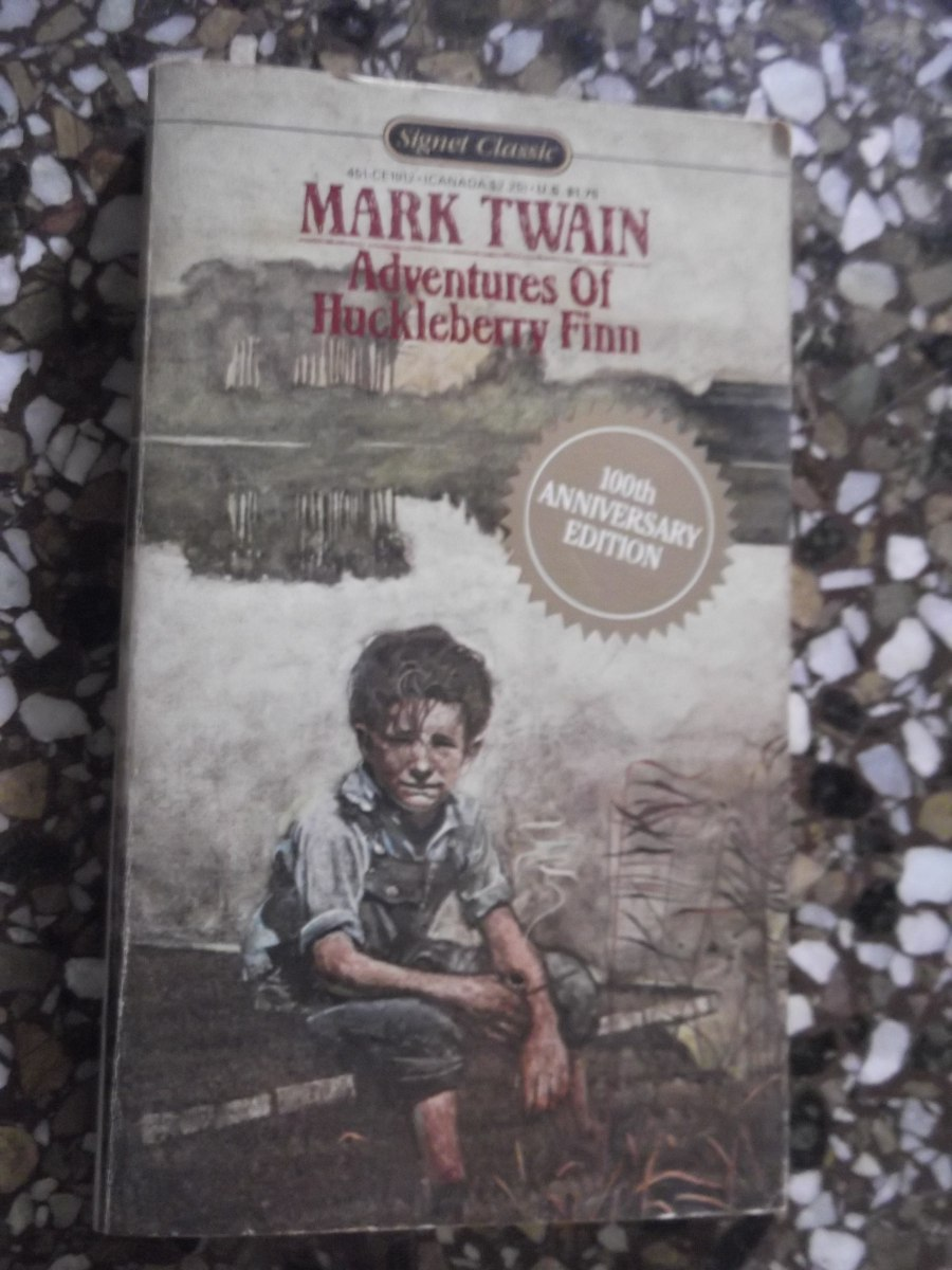 """a study on mark twain and the adventures of huckleberry finn The adventures of huckleberry finn by mark twain background on the book: """"persons attempting to find a motive in this narrative will be prosecuted persons attempting to."""