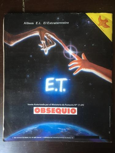 ae album e. t - el extraterreste - año 1982