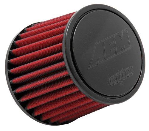 aem 21-200dk filtro de aire con abrazadera universal