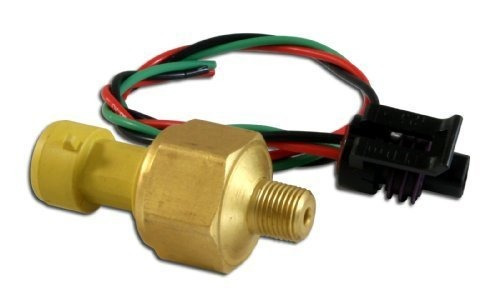 aem 30-2131-50 3.5 bar o equipo sensor latón 50psia