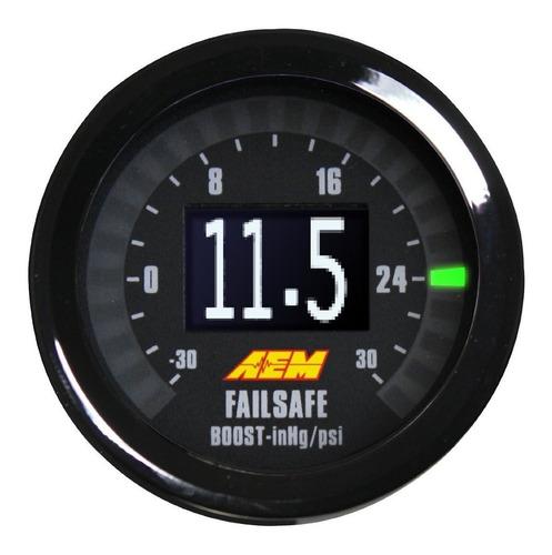 aem failsafe presion de turbo + wideband