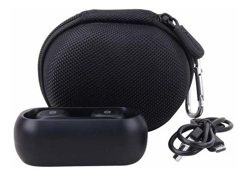aenllosi - funda rígida para auriculares soundpeats true