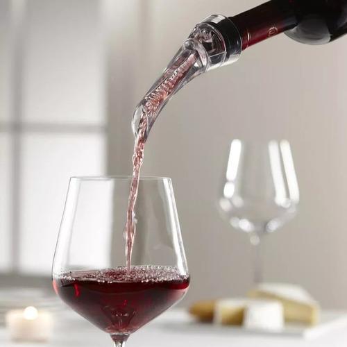 aerador de vinhos e purer - prana