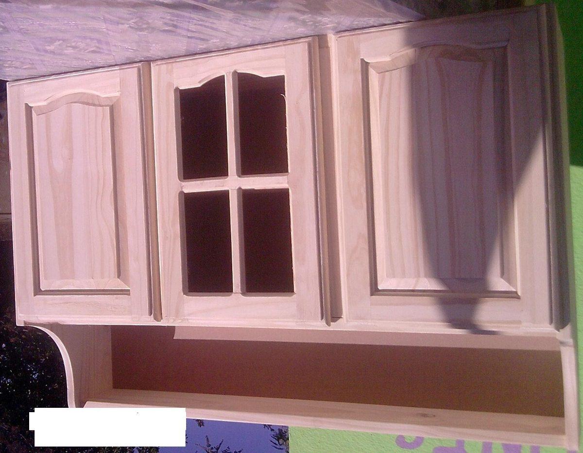 Mueble a reo de cocina dos puertas en mercado for Mueble aereo cocina uruguay