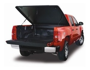 aero cover tapa pick up plastico silverado chevrolet 1999-06