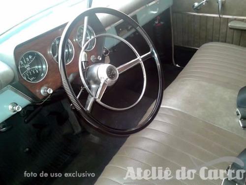 aero willys 26000 1965 ateliê do carro