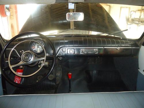 aero willys bolinha 1961