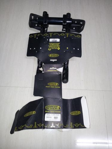 aerobar ajustable marca profile de fibra de carbono,
