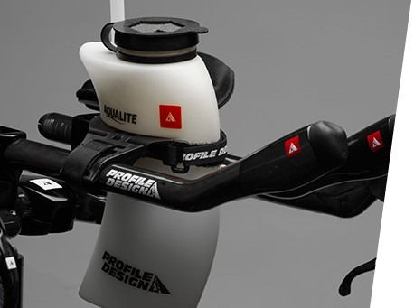 aerobar syntace + aerodrink + soporte manillar/barra usados