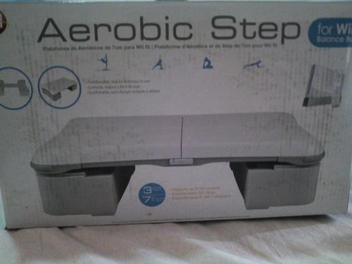 aerobic step para wii