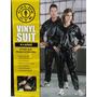 Mono Sauna Vinyl Suit Golds Gym