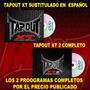 Tapout Xt 1 Y Tapout Xt 2 Llevate Los 2 Al Mejor Precio Hd