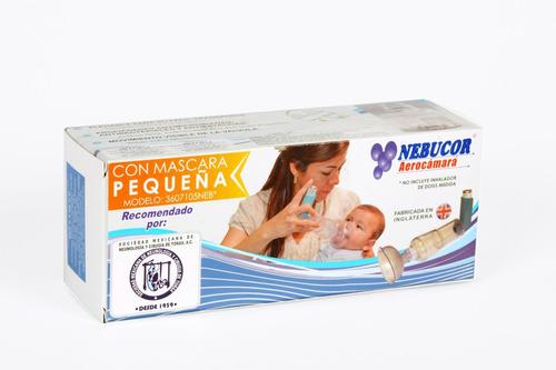 aerocámara para infantiles mod. 3607105neb