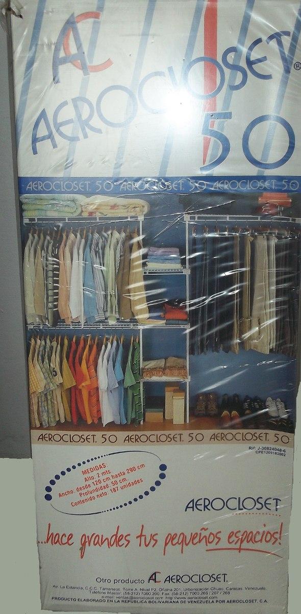 Aerocloset 50 cuarto baño closet armario casa habitación   bs ...