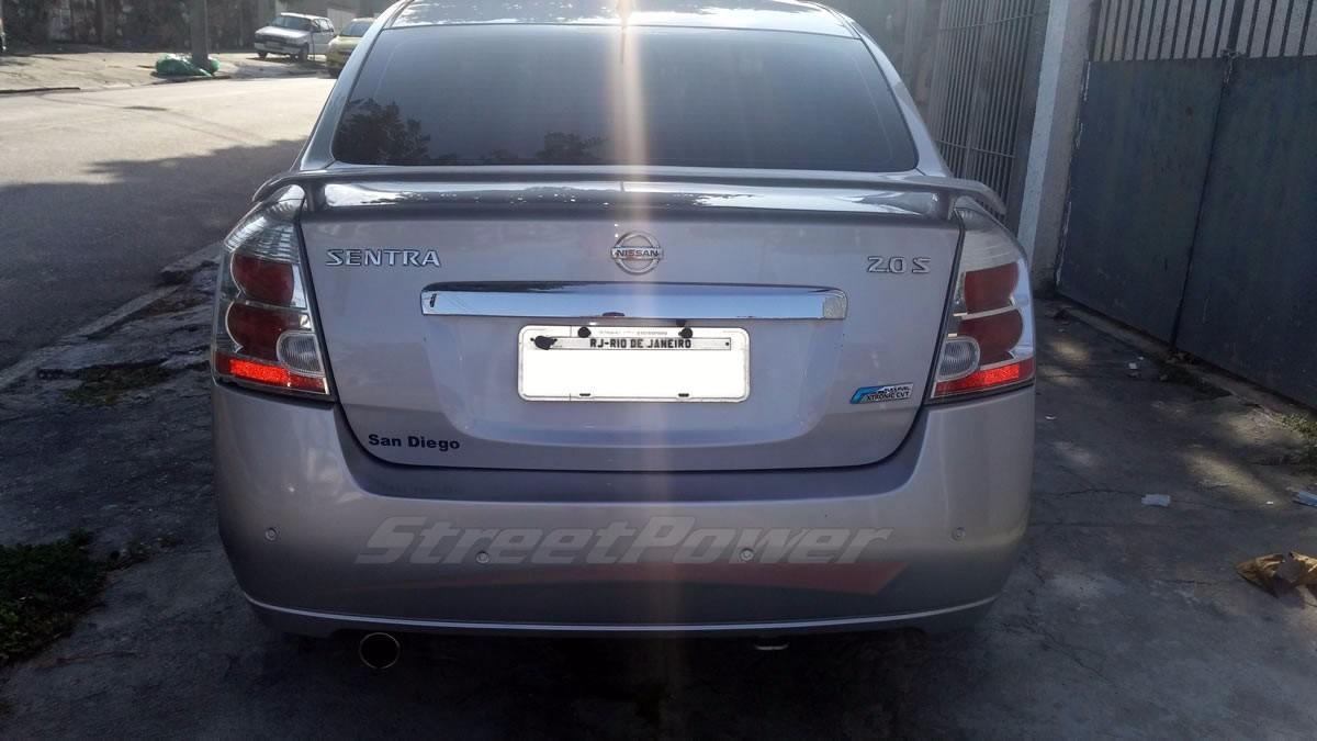 Aerofolio Esportivo P/ Nissan Sentra - R$ 535,00 em ...