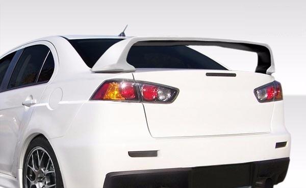 Aerofolio Lancer Evo Evolution X Mitsubishi Abs Mod ...