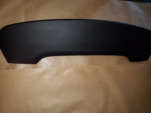 aerofolio novo palio preto fosco original fiat