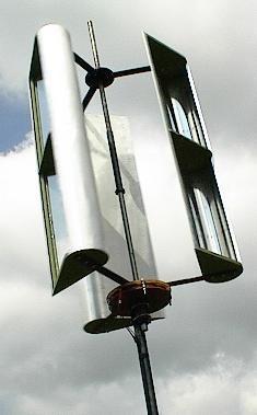 aerogerador eólico 1000 watts - projeto para construção vawt