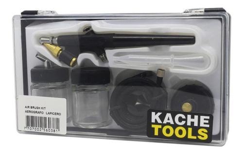 aerografo lapicero plastico / accesorios sw 138 kache tools