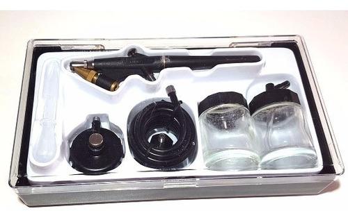 aerografo pintar bta air con accesorior verashop