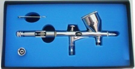 aerógrafo profissional copo fixo (0.2mm)
