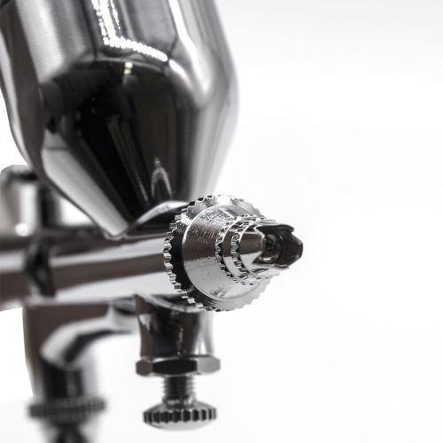 aerografo profissional dupla ação 0.2 mm metálico 90 ml
