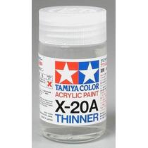 Thinner X-20a De Tamiya 3/4 Oz Frasco Grande