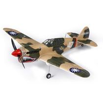 Avión Radiocontrolado 2da Guerra Mundial P-40