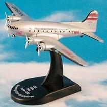 Avion A Escala 1/300 Boeing 307 Stratoliner Twa Model Power