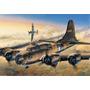 Avion A Escala 1,72 Academy Bf-17f Memphis Belle Nuevo