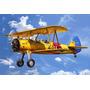 Modelo Plano - Revell 1:72 Stearman Military Aircraft Kaydet