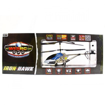 Helicoptero Iron Hawk Rc
