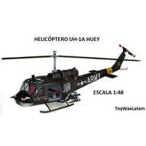 Helicóptero Para Armar Esc 1:48 Modelo Uh 1a Huey Modelismo