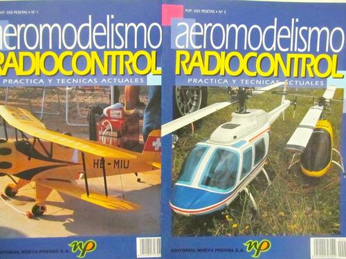 aeromodelismo radiocontrol practica y tecnicas actuales 1-2