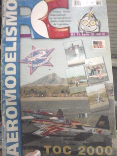 aeromodelismo rc - año 2 - n°12 - 02/2001