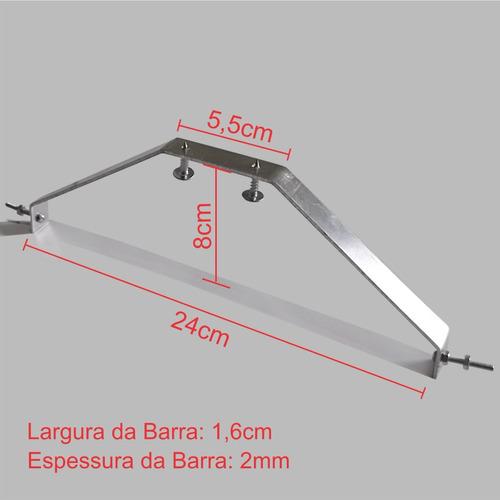 aeromodelo cessna 182 - 120cm kit isopor p3 + trem de pouso