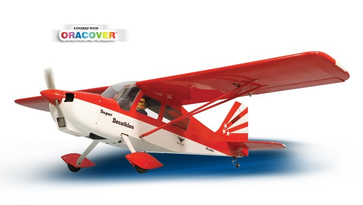 Aeromodelo decathlon 46 55 treinador arf glow ou eletrico - Piscina infantil decathlon ...