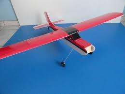 aeromodelo kit em depron