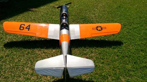 aeromodelo pt 19 .
