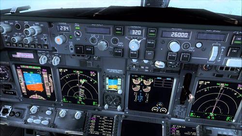 aeronave 737 para prepar3d v3