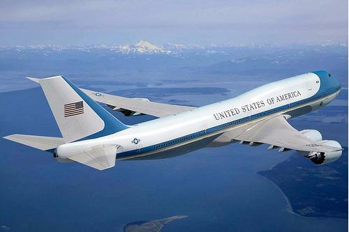 aeronave 747 para simulador de voo fsx/p3d
