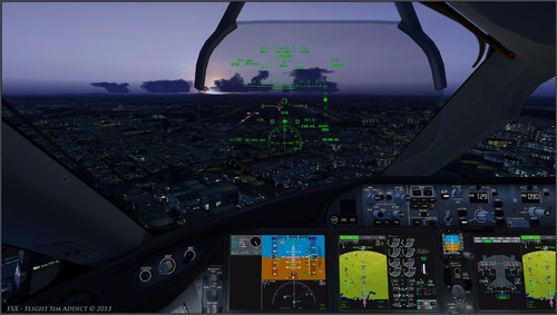 aeronave 787 para prepar3d /fsx