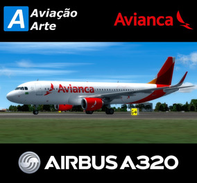Airbus A320 Fsx - Games no Mercado Livre Brasil