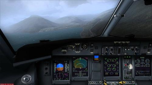 aeronave  mjc8q400 para fsx/p3d