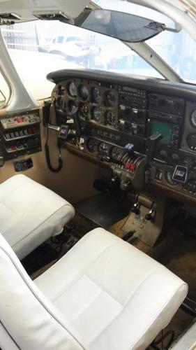 aeronave  piper seneca ii pa-34 200t.