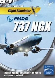 aeronaves 737 completa para simulador de voo