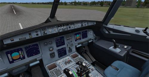 aeronaves a320 para fsx/p3d